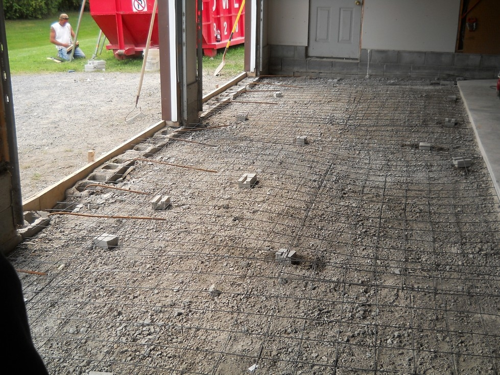 Download How To Repair A Garage Floor Pictures