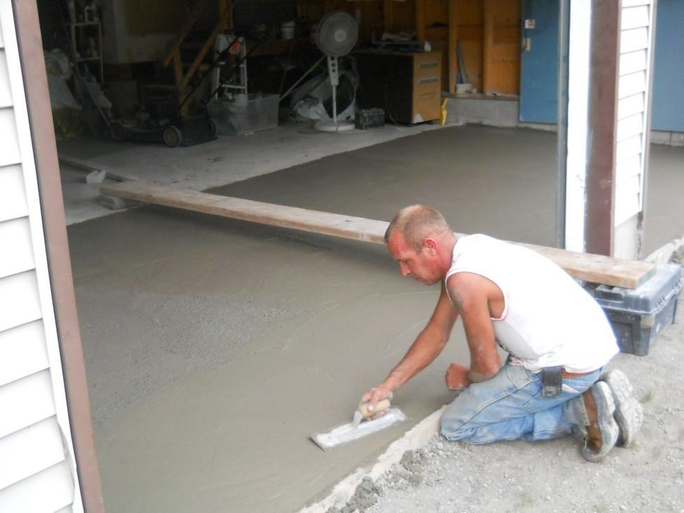 Ed Concrete Garage Floors