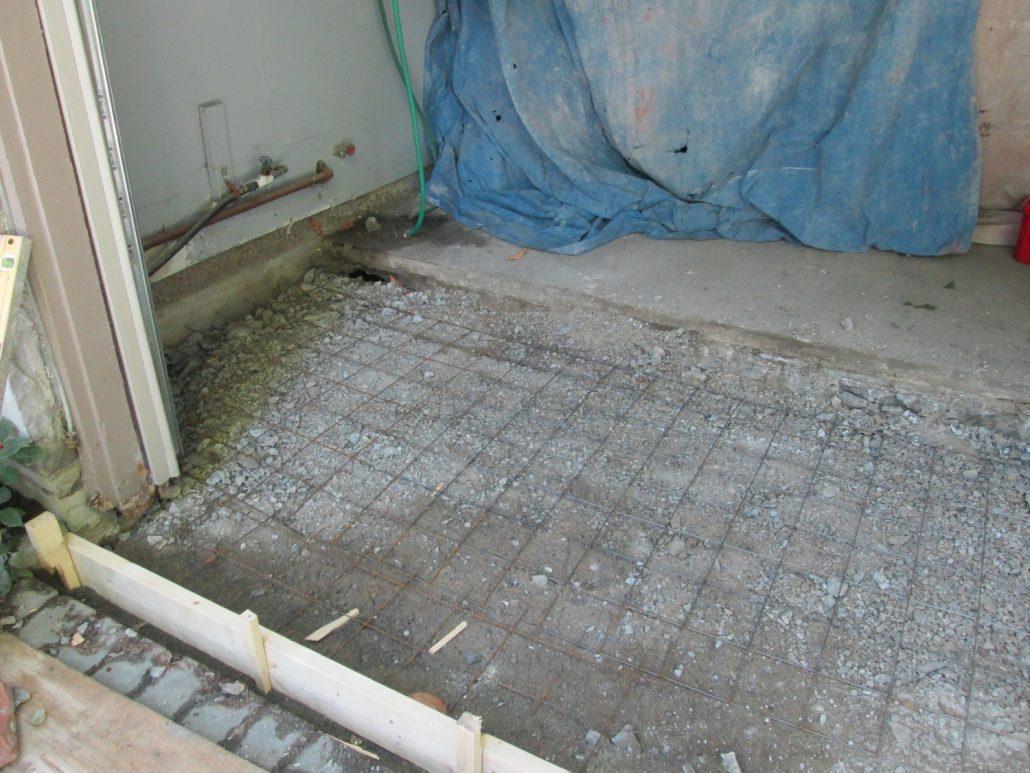 Concrete Garage Floor Repair And