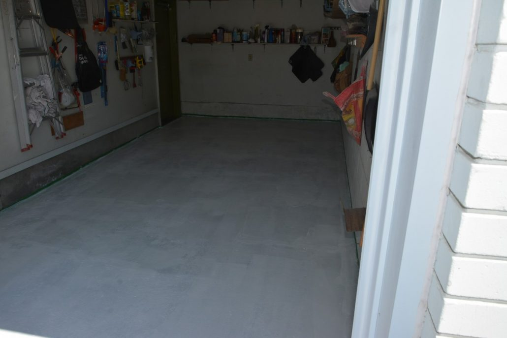Concrete Garage Floor Repair and Replacement - Canadian